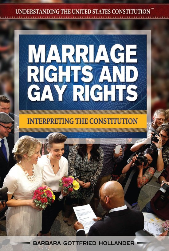 Gay marriage and the constitution