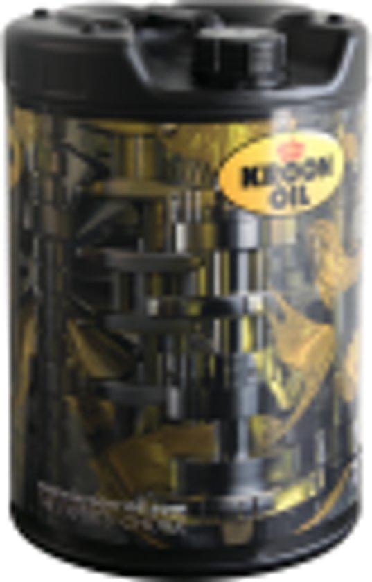 KROON OIL   20 L pail Kroon-Oil Dieselfleet CD+     15W-40