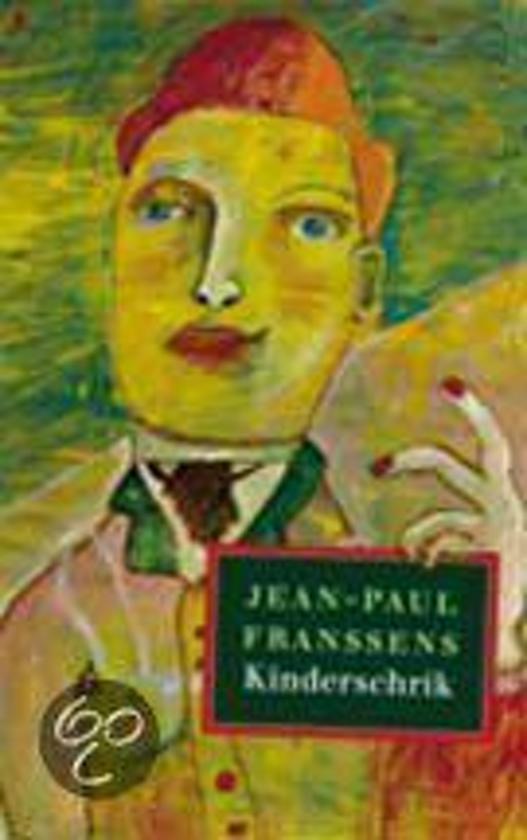 Kinderschrik - Jean-Paul Franssens |