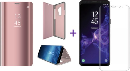 Samsung s9 plus hoesje bol com