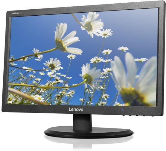 """Lenovo ThinkVision E2224 21.5"""" Zwart Full HD"""