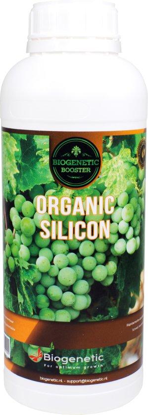 Biogenetic Organic silicon / silicium biologisch organisch planten voeding - 1000ml