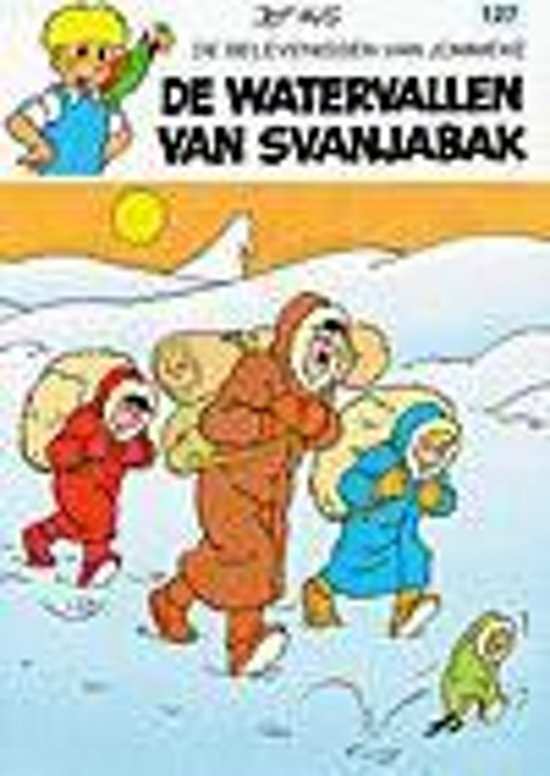 Jommeke 127 - De watervallen van Svanjabak - Jef Nys |
