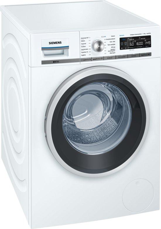 Siemens WM16W672NL iQ700 - Wasmachine