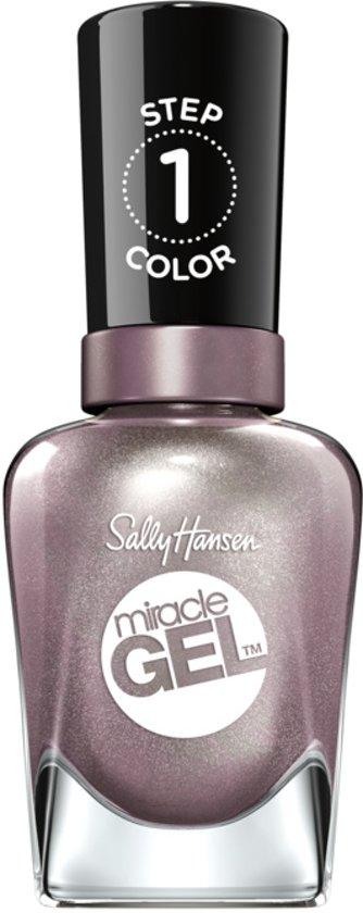 Sally Hansen Miracle Gel Nagellak - 204 Adraline Crush