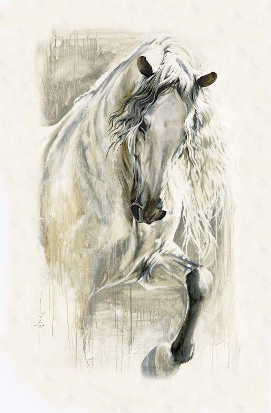 Horka Wenskaart Elise Paard 12,5 X 18 Cm