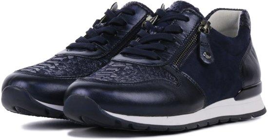 Gabor Comfort Sneakers Blauw