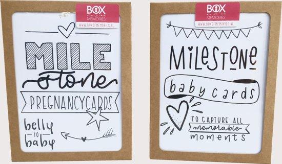 Milestonecards baby