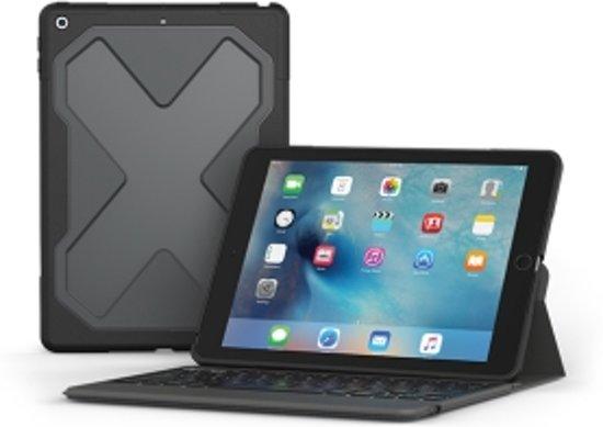 ZAGG Keyboard Slim Book Go voor de Apple iPad 9.7 Frans Zwart