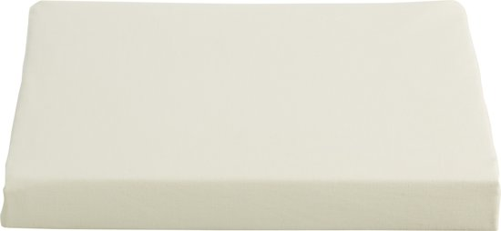 Ambiante Percaline - Topper Hoeslaken - 160x200 cm - Offwhite