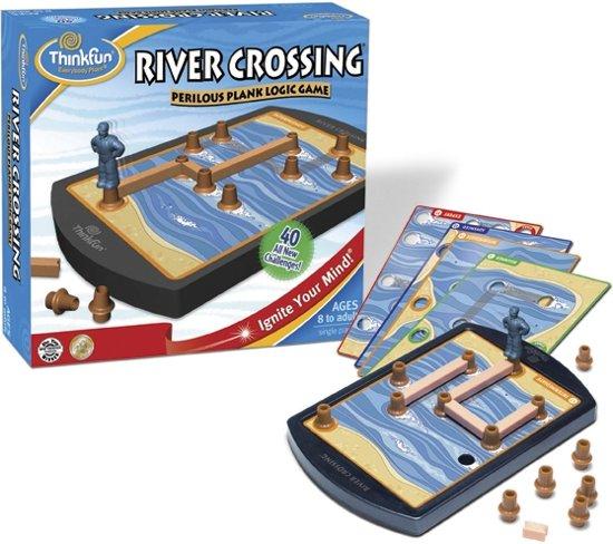 Afbeelding van het spel ThinkFun Brainteasers - River Crossing