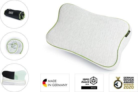 Blackroll Hoofdkussen Visco-elastisch memory foam  met ergonomische vorm - Recovery Pillow
