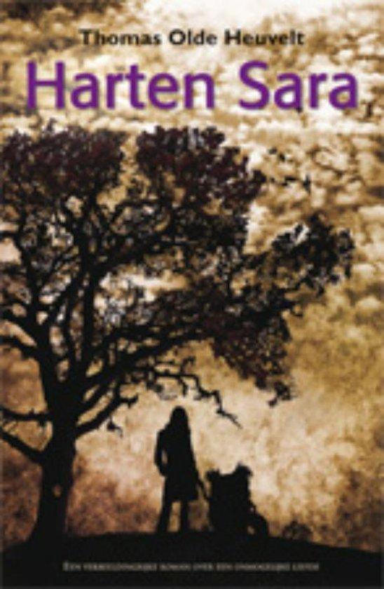 Boek cover Harten Sara van T. Olde Heuvelt (Paperback)