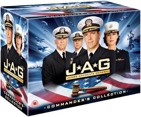 Jag Complete Season 1-10 (Import)