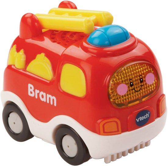 Bol Com Vtech Toet Toet Auto S Bram Brandweer Speelfiguur Vtech