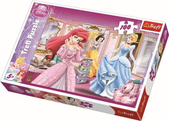 Disney Prinsessen, 100 stukjes Puzzel