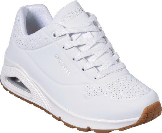 Skechers Uno Stand On Air Dames Sneakers Wit Maat 38