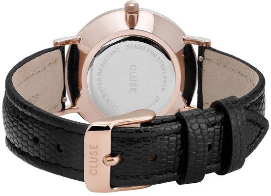Cluse Minuit Lizard Horloge