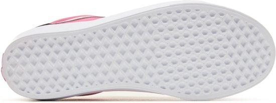 Maat wit 41 Vrouwen Roze Sneakers zwart Vans w67WTqH4x8