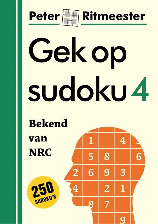 Afbeelding van Gek Op Sudoku 4