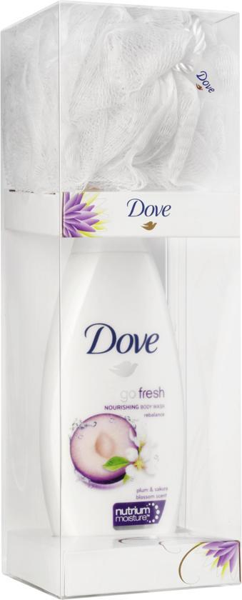 Dove Go Fresh Plum & Sakura Blossom - 2 delig - Geschenkset