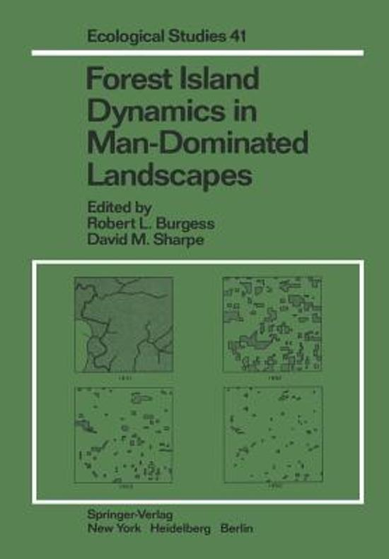 Forest Island Dynamics in Man-Dominated Landscapes