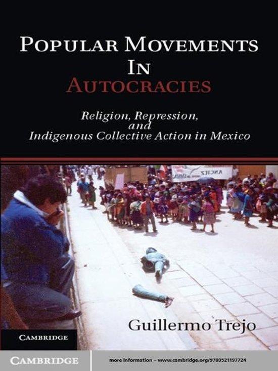 Popular Movements in Autocracies