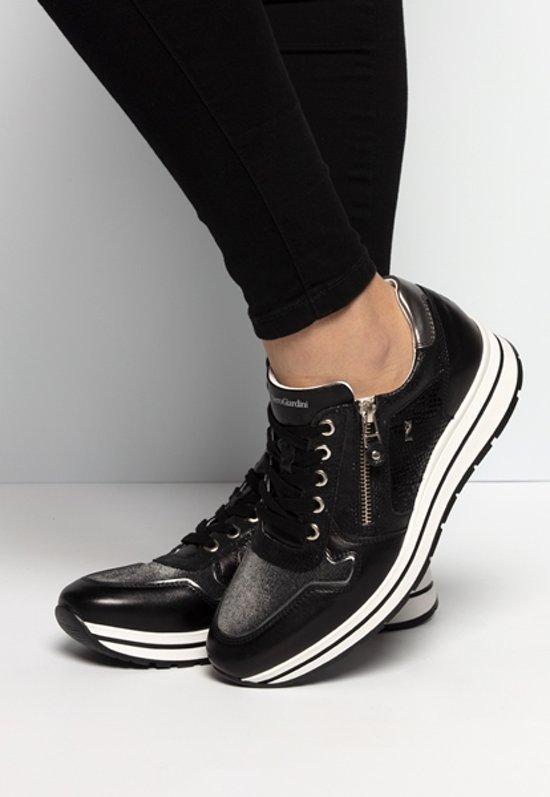 goedkoop kopen Verkooppromotie super goedkoop bol.com | Nero Giardini Sneakers zwart
