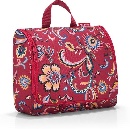 Reisenthel Toiletbag XL Toilettas  4L - Paisley Ruby