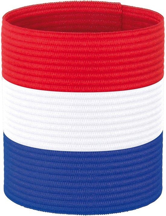 Stanno Aanvoerdersband - Junior - Nederland - Rood/Wit/Blauw