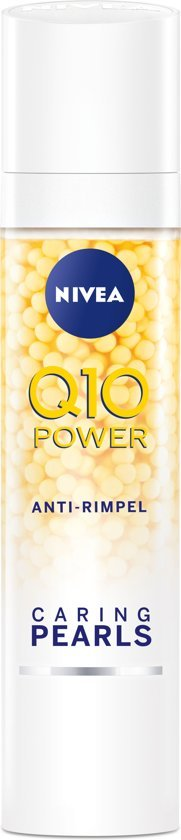 NIVEA Q10 Power Serum Anti-Rimpel 35+ - Replenishing Pearls - 40 ml