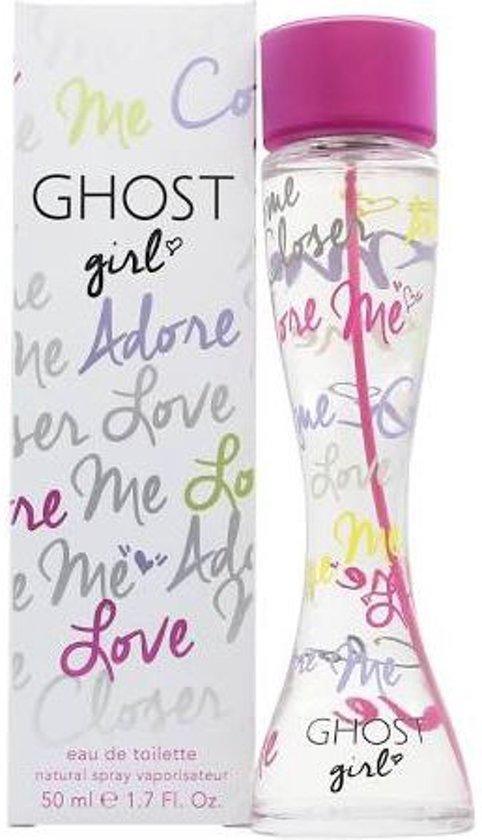 Ghost Eau De Toilette Girl 50 ml - Voor Vrouwen
