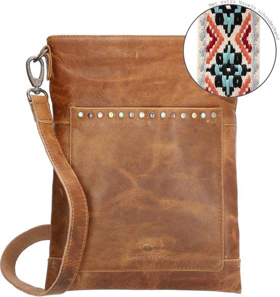 Micmacbags Nouveau Shopper Navajo 16834 Cognac 0zJQQMewP