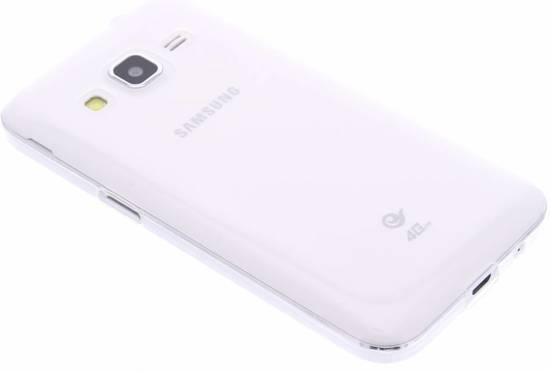 Smartphonehoesjes.nl - Ultra thin transparant TPU hoesje - Samsung Galaxy Core Prime