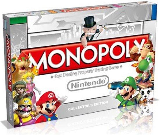 Monopoly Nintendo - Engelstalig Bordspel