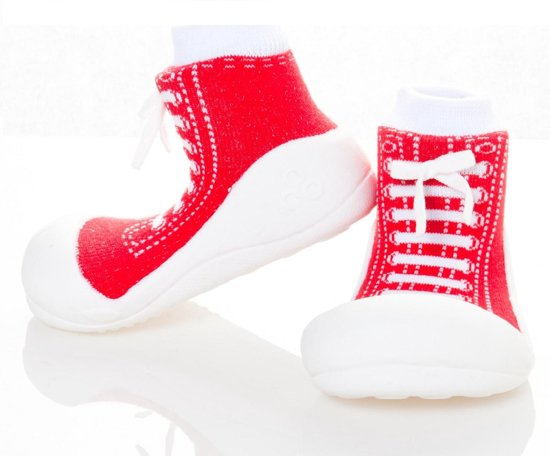 581afc210ba bol.com | Attipas Sneakers rood babyschoenen, maat 22,5