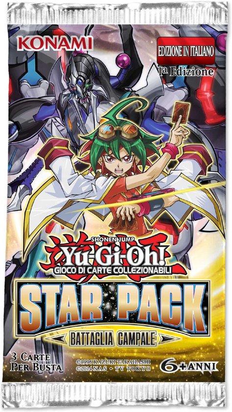 Afbeelding van het spel Yugioh Star Pack Battle Royal Booster