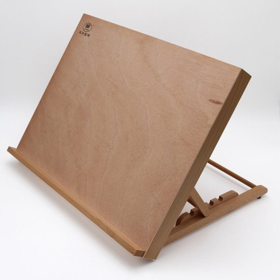 Tekentafel hout