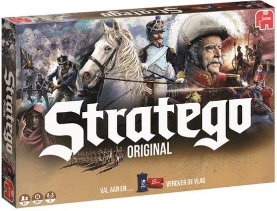 Afbeelding van het spel Jumbo Stratego Original 2017