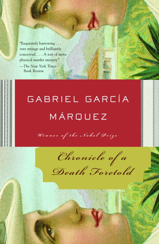 an overview of the chronicle of a death foretold by garcia marquez Chronicle of a death foretold summary next chapter 1 in a small town on the northern coast of colombia, on the.