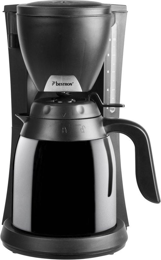 Bestron Koffiezetapparaat met 2 thermoskannen 800 W ACM730TD