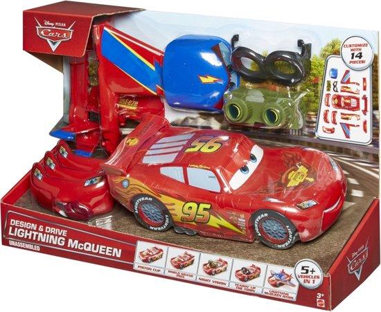 Disney Cars Gear Up Bliksem McQueen