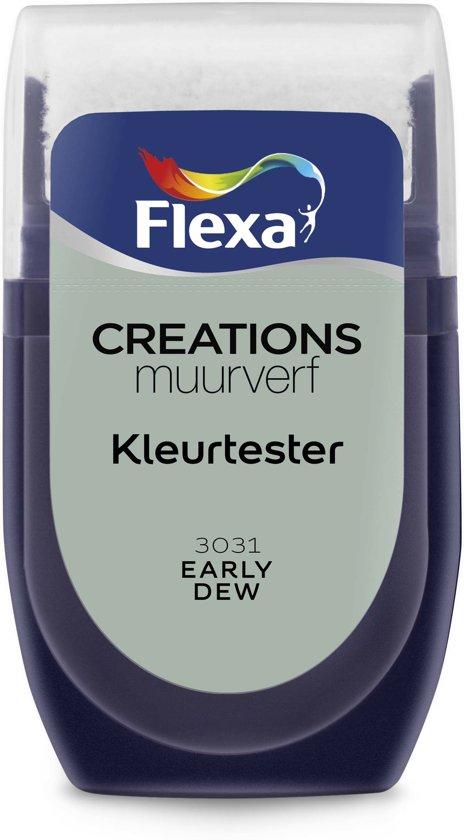 Early Dew Flexa.Flexa Creations Muurverf Tester 3031 Early Dew 30ml
