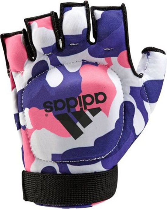 adidas Camouflage Hockey Handschoen - Hockeyhandschoenen  - Overige - L