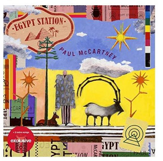 Egypt Station (Limited Deluxe Edition)