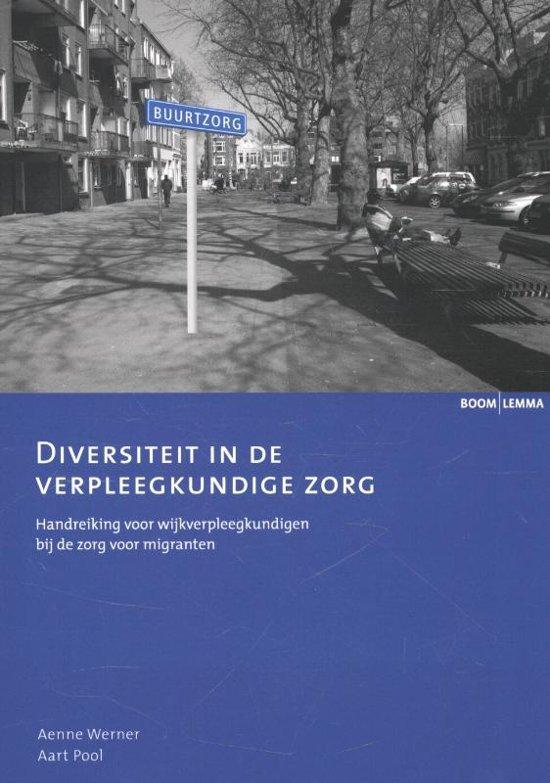 Buurtzorg Nederland - Diversiteit in de verpleegkundige zorg