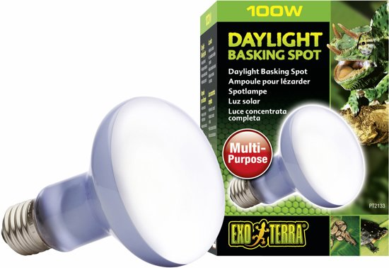 Daylight Basking Spot Lamp - 100W