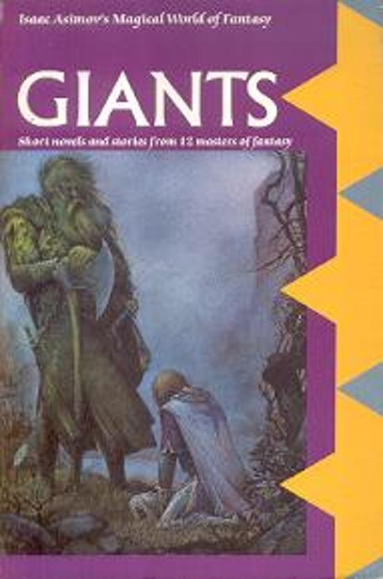 Isaac Asimov's Magical World of Fantasy: Giants