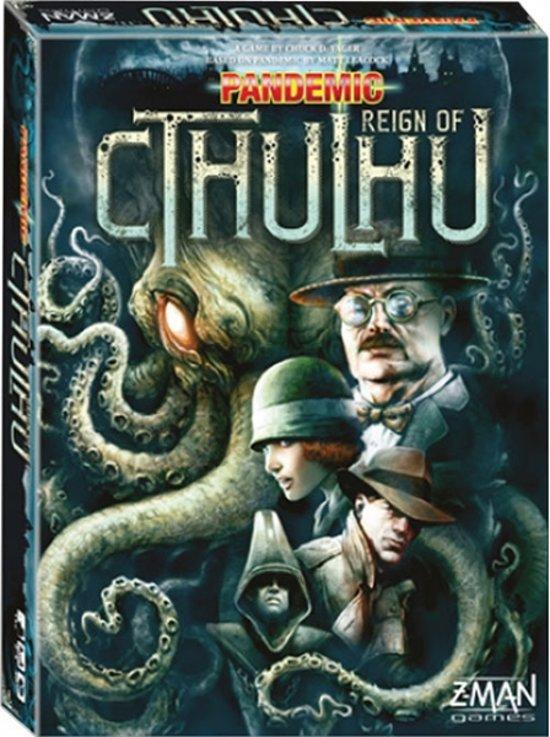 Pandemic Reign of Cthulhu - Engelstalig Bordspel