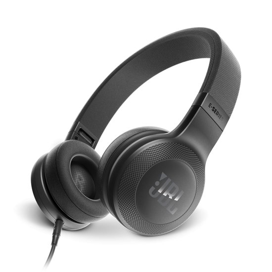 JBL E35 - On-ear koptelefoon - Zwart